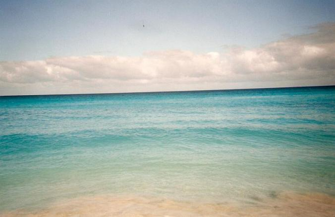 Beach, turquoise water, Varadero, Cuba, travel, photography