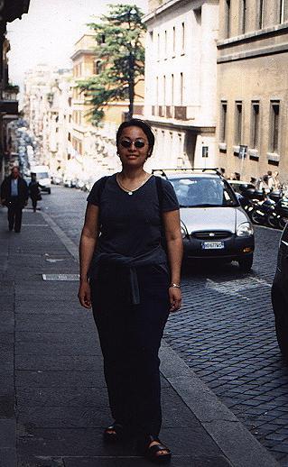 Karla, Roma, Italia, Italy, travel, photography, TS76