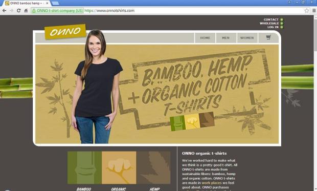 ONNO, ONNO t-shirts, homepage