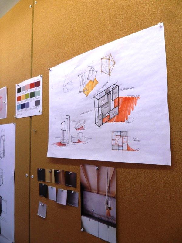 design, sketch, Umbra, concept store, Toronto, Ontario, design, photography, TS76
