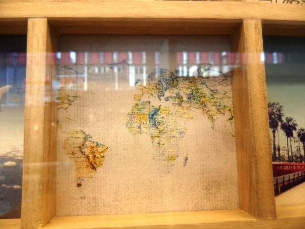 photo frame, world map, Umbra, concept store, Toronto, Ontario, design, photography, TS76