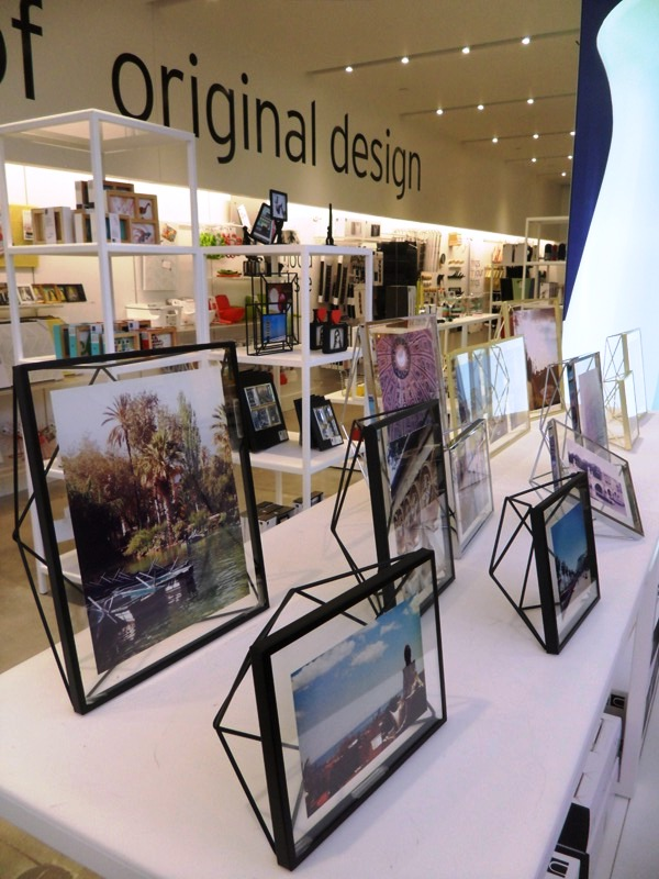photo frames, Umbra, concept store, Toronto, Ontario, design, photography, TS76