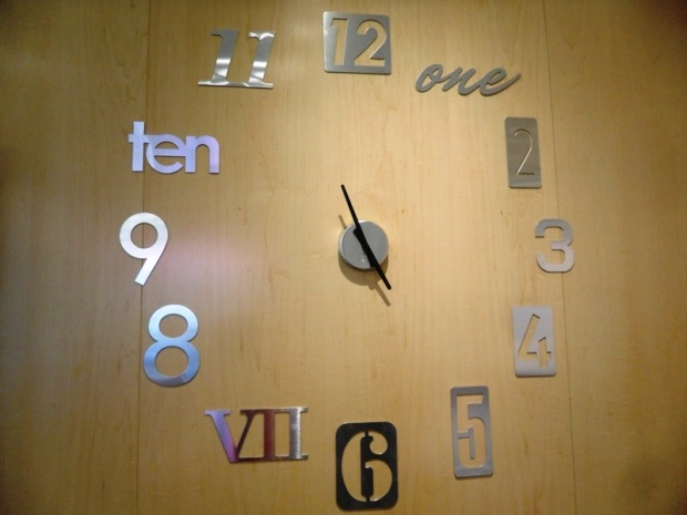 clock, Umbra, concept store, Toronto, Ontario, design, photography, TS76
