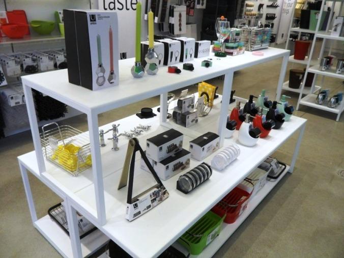 kitchen ware, Umbra, concept store, Toronto, Ontario, design, photography, TS76