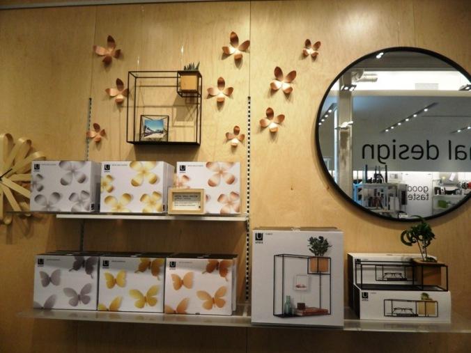 wall decor, decor. Umbra, concept store, Toronto, Ontario, design, photography, TS76