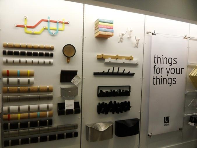 wall decor, wall hooks, hooks, Umbra, concept store, Toronto, Ontario, design, photography, TS76