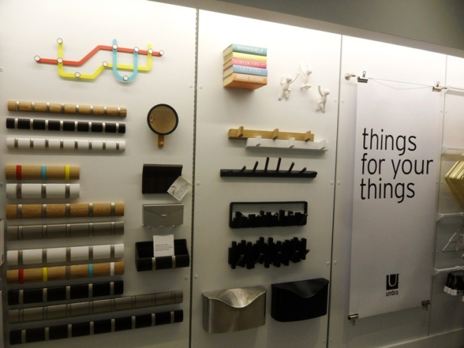 wall decor, wall hooks, hooks, Umbra, concept store, Toronto, Ontario, design, photography, TS76