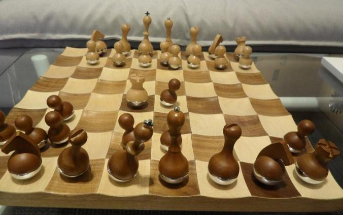 chess set,  Umbra, concept store, Toronto, Ontario, design, photography, TS76