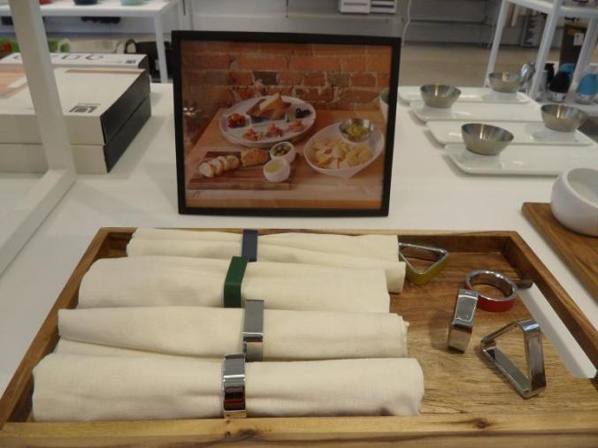 napkin holders, kitchen ware,  Umbra, concept store, Toronto, Ontario, design, photography, TS76