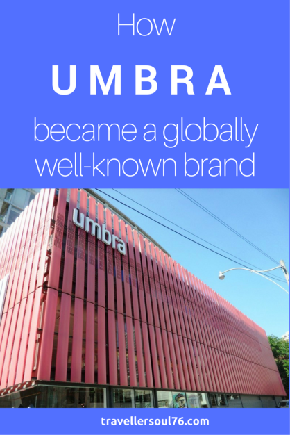 Love design, furniture and home decor? Come on a photography tour of Umbra flagship store in Toronto, Ontario.