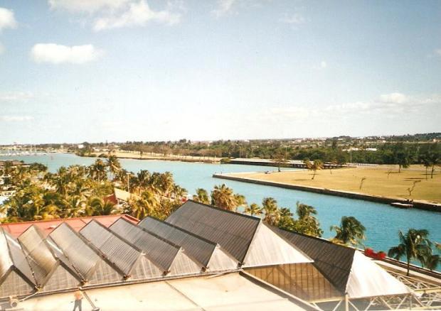View from hotel, Varadero, Cuba, travel, photography, TS76