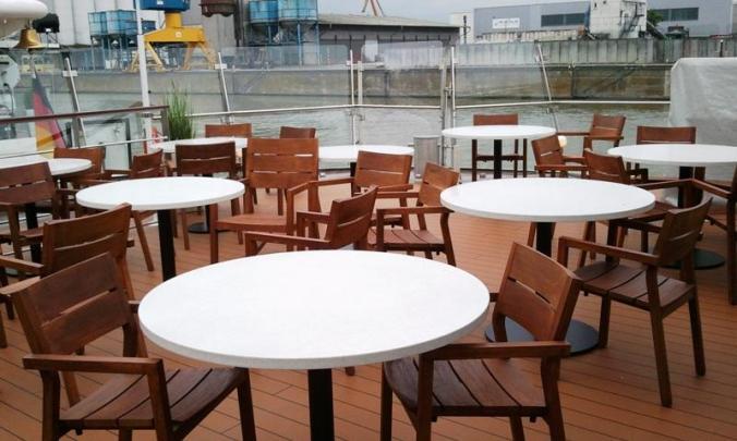 Viking Cruises, Viking Atla, Longship, Aquavit Terrace, river cruise