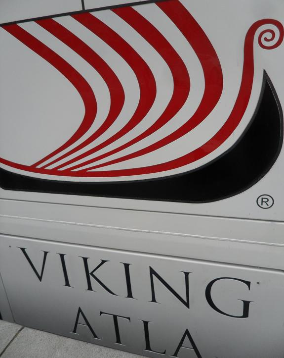 Viking Cruises, Viking-Atla, Longship, Logo, river cruise
