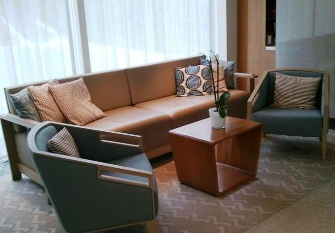Viking Cruises, Viking Atla, Longship, lounge seats, couch, sofa, river cruise