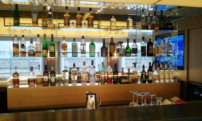Viking Cruises, Viking Atla, Longship, bar, viking lounge, river cruise