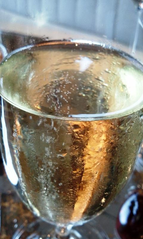Viking Cruises, Viking Atla, Longship, river cruise, welcome toast, sparkling wine