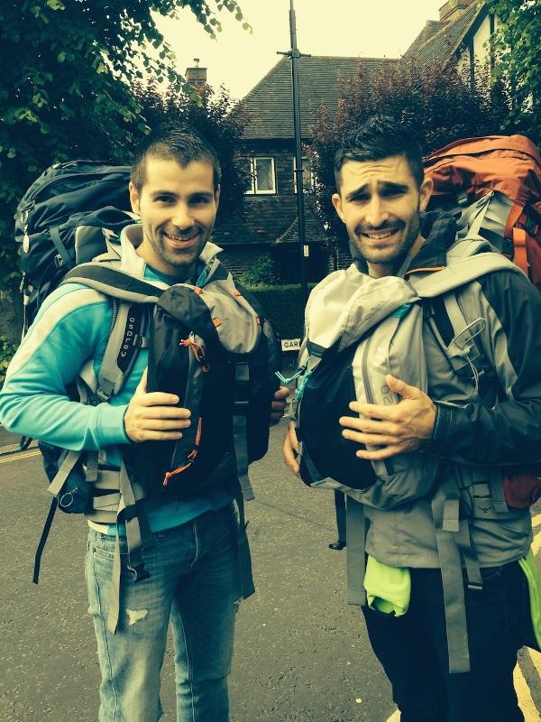 Nomadic Boys, gay travel, photography, travel, London, UK, backpackers