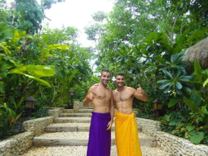Nomadic Boys, gay travel, photography, travel, Mandala Spa, spa, Boracay, Philippines, SE Asia
