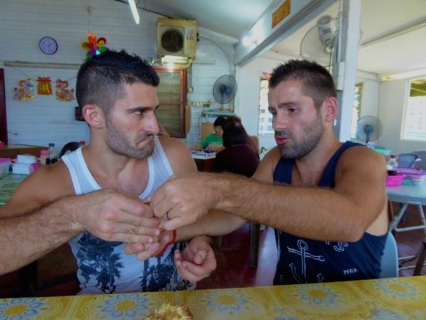 Nomadic Boys, gay travel, photography, travel, Sandakan, Borneo, Malaysia, foodies