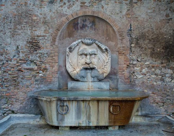 fountain, Rome, Roma, Italy, Italia, travel, photography