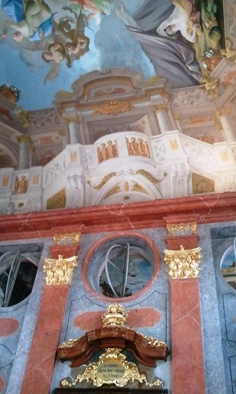 Marmol Saal, Marble hall, Viking River Cruises, Melk Abbey, Stift Melk, architecture, Melk, Austria, travel, photography, TS76