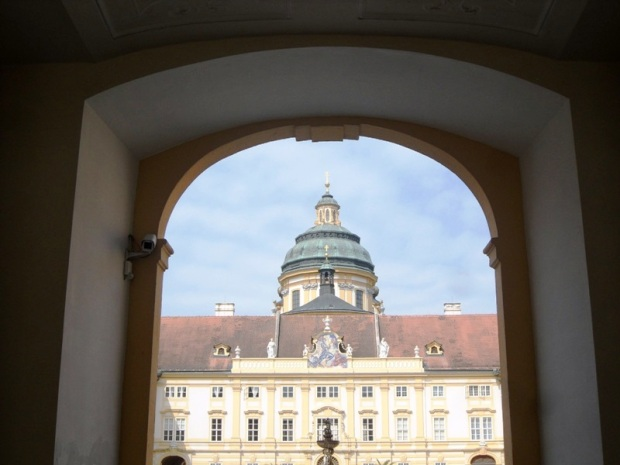 architecture, entrance, gate, Viking River Cruises, Melk Abbey, Stift Melk, architecture, Melk, Austria, travel, photography, TS76