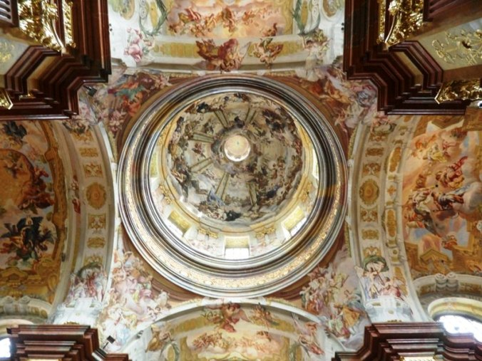 Viking River Cruises, Melk Abbey, Stift Melk, architecture, Melk, Austria, travel, photography, TS76