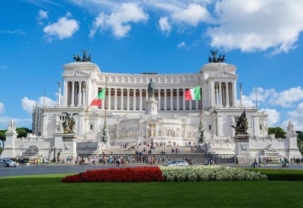 Monumento, Vittorio Emanuele II, Rome, Roma, Italy, Italia, travel, photography