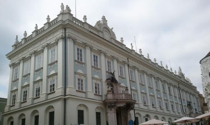 Bischöfliche Residenz, Passau, Germany, Deutschland, Europe, Europa, river cruise, travel, photography, visit bavaria, Bayern, TS76