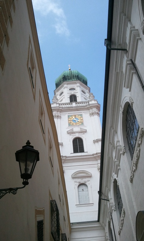 St Stephen's Cathedral, Passau, Germany, Deutschland, Europe, Europa, river cruise, travel, photography, visit bavaria, Bayern, TS76