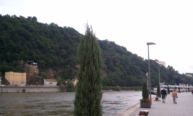 Danube, Donau, quay, Passau, Germany, Deutschland, Europe, Europa, river cruise, travel, photography, visit bavaria, Bayern, TS76