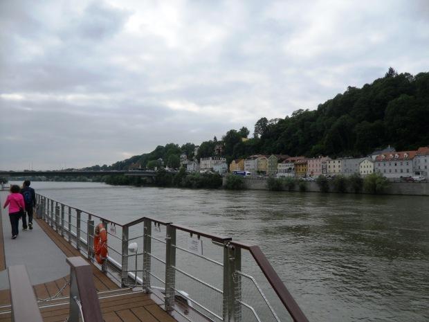 Viking Cruises, Viking Atla, sundeck, Passau, Germany, Deutschland, Europe, Europa, river cruise, travel, photography, visit bavaria, Bayern, TS76