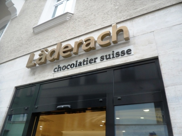 Regensburg, Germany, Läderach chocolates, chocolate, sweets, photography, TS76