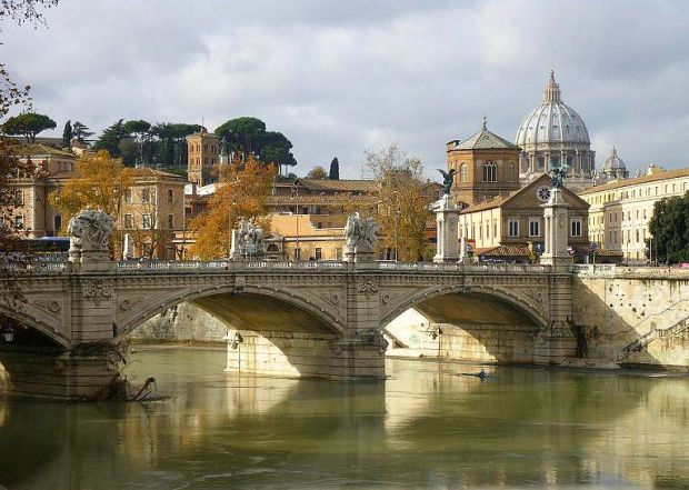 Rome, Roma, Vatican, fall, travel, photography