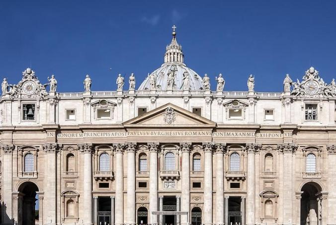 St-Peters-Basilica, Vatican City, Italy, Italia, travel, photography