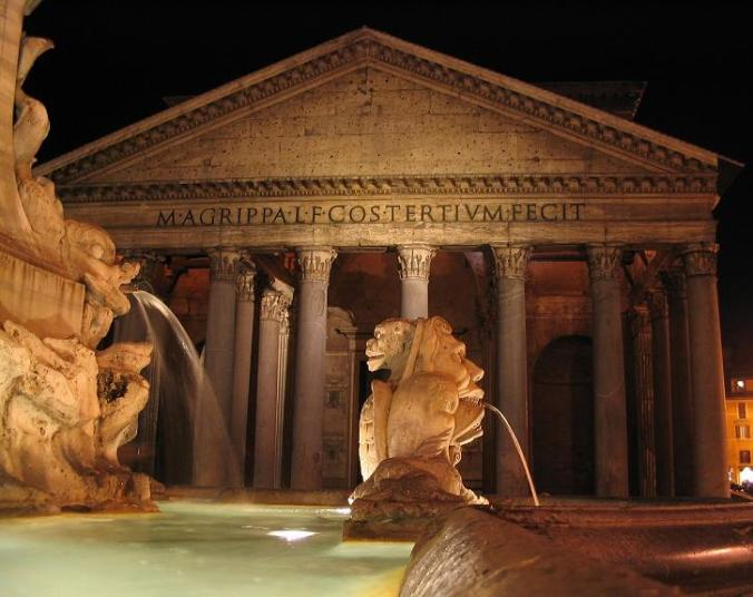 Pantheon, Rome, Roma, Italy, Italia, travel, photography