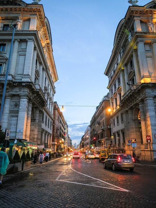 Via Nazionale, Roma, Rome, Italia, Italy, travel, photography