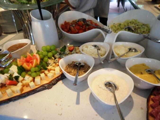 Viking Cruises, Viking Atla, Austrian food, food, foodie, mashed potatoes, Austrian themed, dinner, photography, TS76