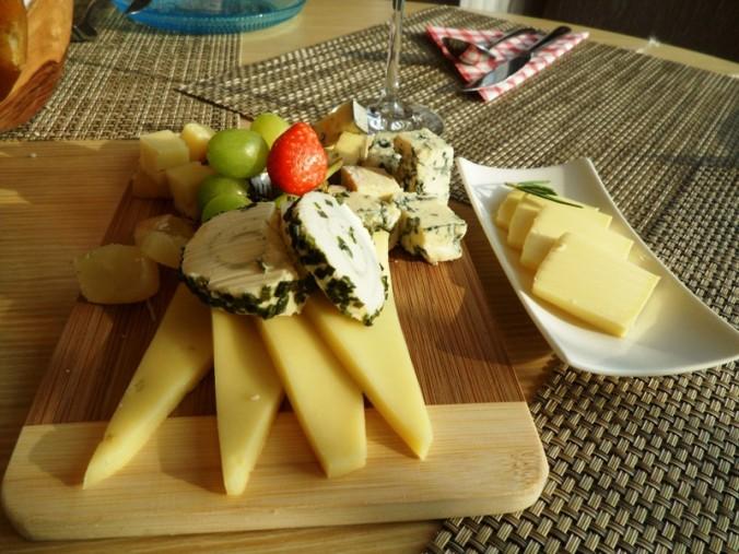 Viking Cruises, Viking Atla, Austrian food, food, foodie, cheeses, Austrian themed, dinner, photography, TS76
