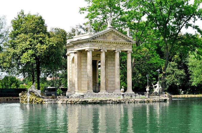 Villa Borghese, Roma, Italia, Italy, Rome, garden, giardino, travel, photography