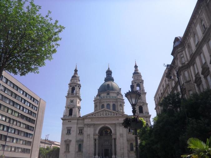 St-Stephen's Basilica, Szent István bazilika, Budapest, Hungary, photography, architecture, TS76