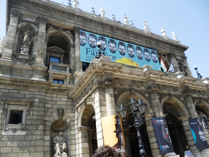 Hungarian State Opera House, Opera House, Budapest, Hungary, photography, architecture, TS76
