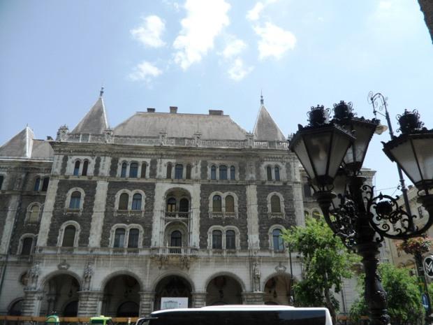 Állami Balettintézet, Budapest, Hungary, travel, architecture, photography, TS76