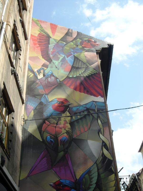 street art, Budapest, Hungary, travel, architecture, photography, TS76