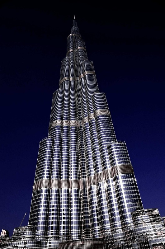 Burj Khalifa, building, United Arab Emirates, UAE, travel, photography