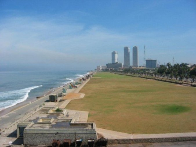 Colombo, SriLanka, Galle Face, Green, Park, travel, photography