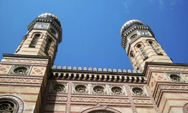 architecture, Dohany street Synagogue, Budapest, Hungary, religion, spirituality, TS76