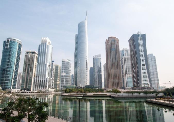 Dubai, skyline, United Arab Emirates, UAE, travel, photography