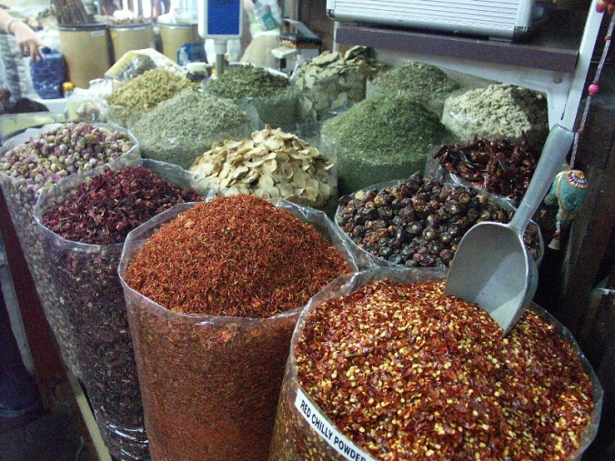 Dubai, spice market, United Arab Emirates, UAE, travel, photography