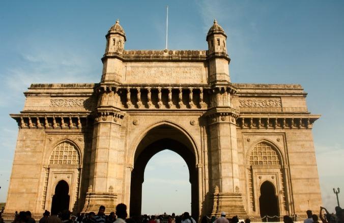 India, Gateway of India, Mumbai, arch, architecture, travel, photography